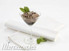Dupla csokoládékrém Martini, Container, Tableware, Glass, Sweet, Food, Candy, Dinnerware, Drinkware