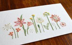 https://flic.kr/p/S8EAUV   Wild Flowers   A hand embroidery pattern by needlework designer Kelly Fletcher.