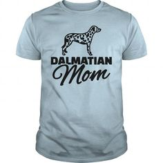 Dalmatian Mom Womens TShirts  Womens TShirt LIMITED TIME ONLY. ORDER NOW if you like, Item Not Sold Anywhere Else. Amazing for you or gift for your family members and your friends. Thank you! #dalmatian #dog #pets