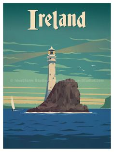 Image of Ireland Poster