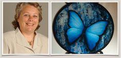 Mabel Blanco Clase GRATIS de Pintura Decorativa http://www.youtube.com/watch?v=EfqpmXNahhE #hangoutonair #freebies #butterfly