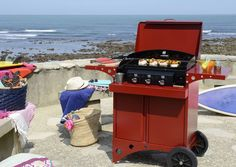 Photos de nos planchas et barbecues - LeMarquier