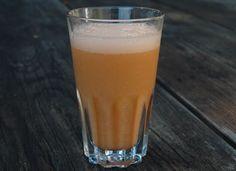 Organic Grapefruit Ginger Juice Recipe
