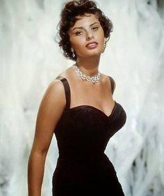 Sophia Loren.: