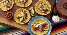 Tacos au poisson grillé avec salade de chou | Bien Faire
