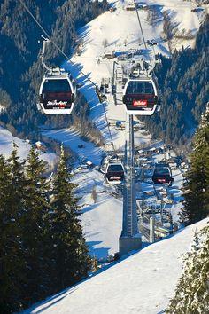 #Brixen_im_Thale, #SkiWelt | snowzine.com