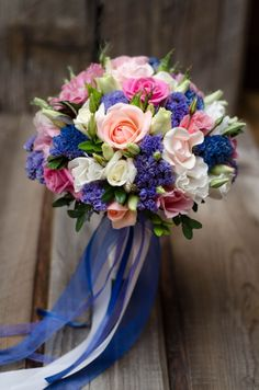 12 beautiful bouquets
