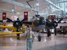 Hamilton Aircraft Museum, Ontario, Canada