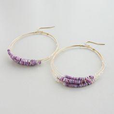 正規販売店♪送料無料♪【RueBelle Designs/ルーベルデザインズ】14k gold fill chain & hoops earring【楽天市場】