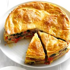 Recipe of the Day: Italian Brunch Torte