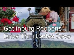 Gatlinburg Update Drive thru Cades Cove what's open 5/13/2020 Great Smoky Mountains National Park - YouTube