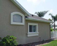Exterior Window Trim Stucco stucco - stucco trim foam trim | free shipping | e-z do it