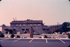 Roadside America Noah's Ark Restaurant St Charles Missouri Burned Down Color Slide 11685 epsteam by QueeniesCollectibles on Etsy