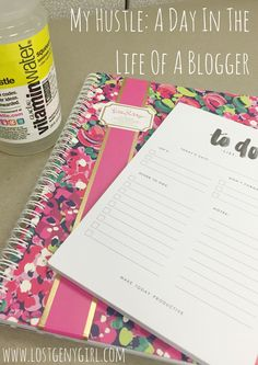 My Hustle: A Day In The Life of A Blogger | www.lostgenygirl.com #ProjectHustle #MyHustle #ad