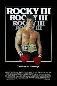 Talia Shire, 3 Movie, 80s Movies, Movie Titles, Hulk Hogan, Original Movie Posters, Original Song, Breaking Bad, Sylvester Stallone Young
