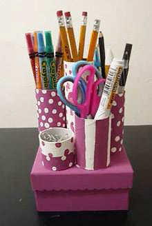 1000 images about rollos de papel higienico on pinterest - Rollos de papel higienico decorados ...