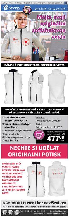 ★ ★🍀 Chcete softshellovou vestu co vám budou závidět? 🍀★ ★ Softshell, Shopping