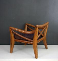 Clara Porset, Totonaca Lounge Chair, 1959.