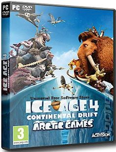 Ice Age 4: Continental Drift Full PC Game Free Download.   Download Ice Age 4 Full PC Game for Free Ice Age 4: Continental Drift  This Latest ICE AGE 4: Continental Drift game is Designed and Developed ....