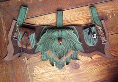 New Leather Apron WIP by RoastedMoth.deviantart.com on @deviantART