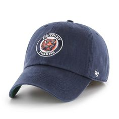 new styles 9de62 b619d Detroit Tigers 47 Brand Navy Classic Franchise Fitted Hat