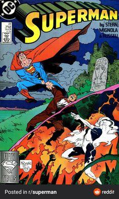 Dc Comic Books, Comic Book Covers, Comic Art, Superman Action Comics, Dc Comics Art, Mike Mignola, Gotham City, Silver Banshee, Superman Artwork