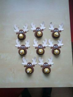 weihnachten kindergarten Elch Ferrero Elch Ferrero The post Elch Ferrero appeared first on Jasmine Lambrick. Christmas Favors, Christmas Candy, Christmas Treats, Christmas 2019, Christmas Presents, Christmas Decorations, Christmas Ornaments, Xmas Crafts, Diy And Crafts