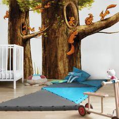 Carta da parati neonato | Camerette colorate fai da te - 6 Outdoor Furniture, Outdoor Decor, Home Decor, Houses, Kids Wallpaper, Photo Wallpaper, Wall Prints, Wallpapers, Living Room