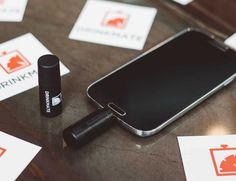 Meet DrinkMate, the tiny breathalyzer that plugs into your phone! Pre-order now and get your iOS DrinkMate this Summer 2015!
