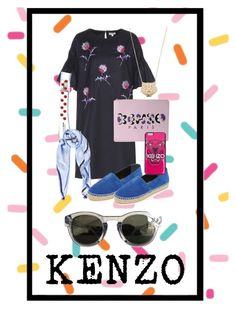 """""""KENZO"""" by bellanindia on Polyvore featuring Kenzo"""