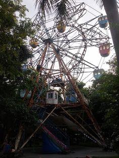 hieman_vino: Vikko 2 Karaoke, Ferris Wheel, Samurai, Fair Grounds, Travel, Viajes, Destinations, Traveling, Trips