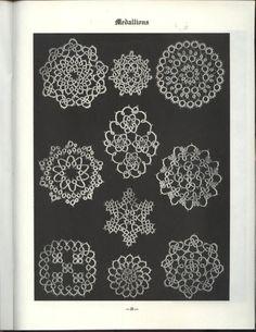Gallery.ru / Фото #1 - Anne Orrs Classic Tatting Pattern - mula