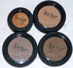 Ben Nye The Makeup Line - The Eyeshadows