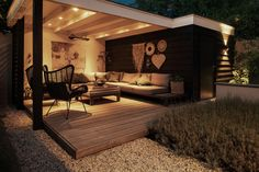 Diy Outdoor Bar, Outdoor Patio Designs, Outdoor Pergola, Outdoor Decor, Backyard Seating, Backyard Landscaping, Outside Living, Outdoor Living, Back Garden Design