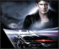 knight rider and kitt ... what you think, Ana? ;)