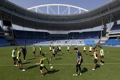 Jair Ventura faz mistério em retorno do Botafogo ao Nilton Santos - Botafogo - O Dia