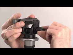 MANFROTTO 234RC - YouTube