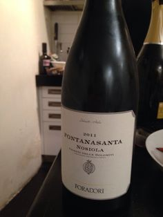 Fontanasanta - Foradori - Nosiola