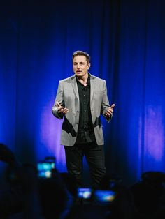 Elon Musk's Grand Plan to Power the World With Batteries
