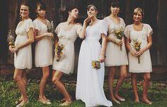 Bridesmaid Style.
