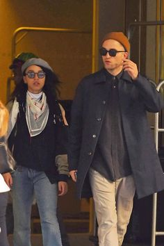 How Rob Pattinson Took Girlfriend, FKA twigs to the Top