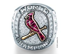 I love my World Series Champions!  Go Cards!!