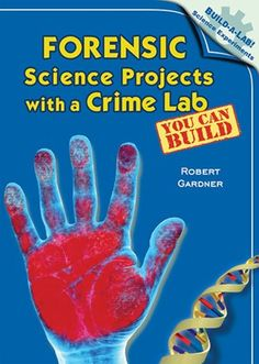 The father of forensic science, Edmond Locard, proposed that every criminal leaves behind something at the scene of his crime, and carries away something from that crime. Robert Gardner teaches young forensic scientists how to build their own crime lab and how to do experiments that analyze evidence such as fingerprints and handwriting samples. http://www.enslow.com/books/Forensic_Science_Projects_with_a_Crime_Lab_You_Can_Build/718