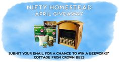 Help me win this awesome canning starter kit from https://www.niftyhomestead.com