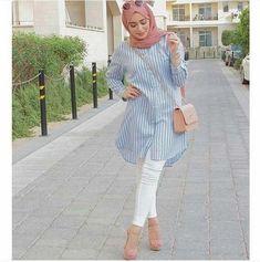 Looks Hijab d'été1