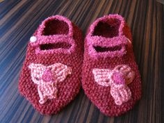 Toddler's Flower Shoes!