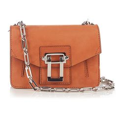 Proenza Schoulder Hava Leather Cross Body Bag | Shop NYC Cool Girl Style