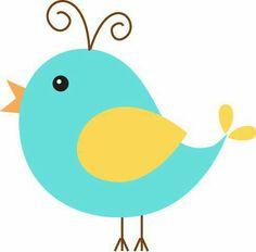 35 Mejores Imágenes De Pajaritos Appliques Nest Box Y Bird Clipart