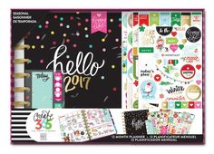 The Happy Planner™ 12 Month Box Kit - 2017 Seasonal