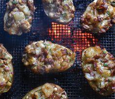 Double-Smoked Potatoes